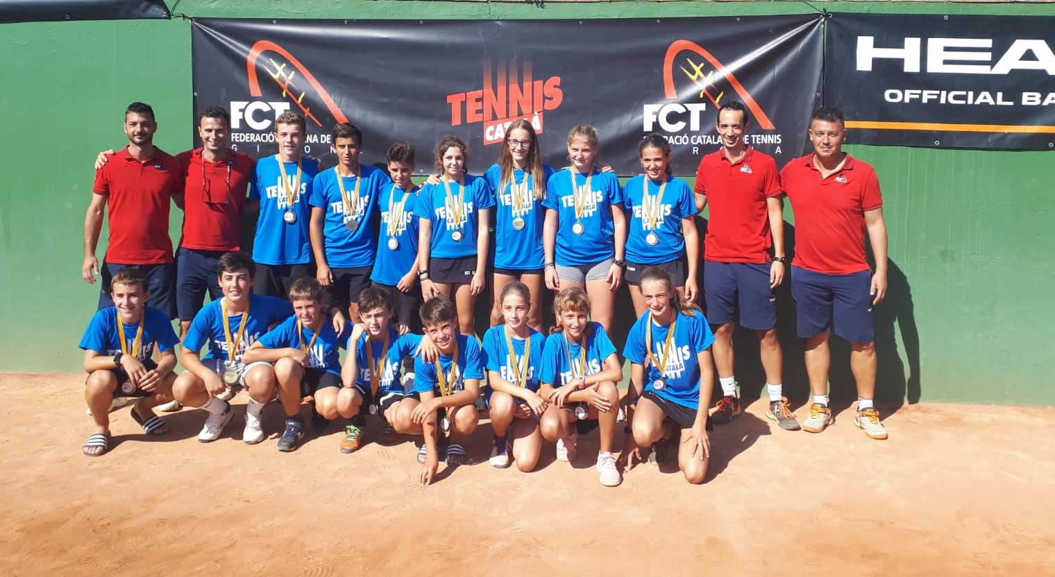 Selecció Lleidatana de Tennis