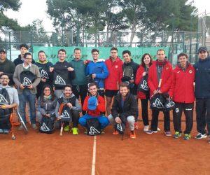 Finalitza el Curs de Tècnic de Nivell 1 a Tarragona