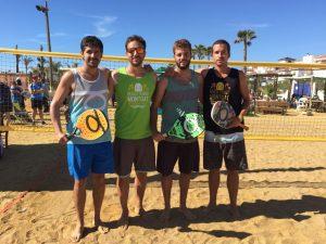Finalistes (Victor i Marti) i Semifinalistes (Gael i_Marc)