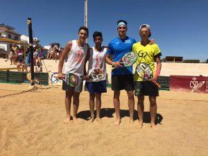 Pol Filella - Campió Sub 18 Campionat Espanya Juvenil