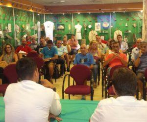 Celebrada reunió Lliga Catalana 17/18