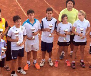 El CT Urgell corona els campions del seu Circuit Juvenil d'Estiu