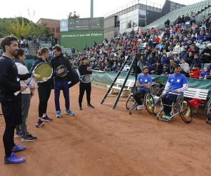 ESPECTACULAR SUPERJORNADA DEL TENNIS CATALÀ