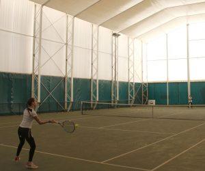 La Caparrella, la 'casa' del tennis lleidatà