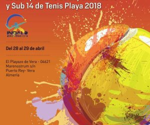 Màster Estatal i Campionat d'Espanya Juvenil de Tennis Platja