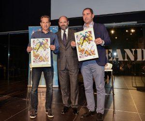 La XXVI Gala del Tennis Lleidatà congrega 261 persones a la Llotja amb Albert Costa i Jordi Arrese com a convidats especials