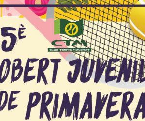 5è OBERT JUVENIL DE PRIMAVERA DEL CT MALGRAT
