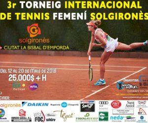 TORNA EL MILLOR TENNIS FEMENÍ AL CT LA BISBAL AMB EL WTA 25000$ + H