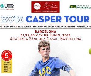 EL CASPER TOUR ARRIBA A BARCELONA DEL 21 AL 24 DE JUNY