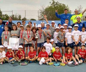Èxit de la Xpress Tennis celebrada a les pistes del CN Lleida