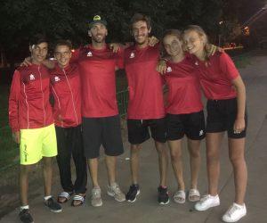 13è en absoluts i 7è en infantils per a Espanya en el Mundial de Tennis Platja a Moscou