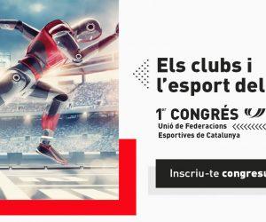 """1er CONGRÉS UFEC: ELS CLUBS I L'ESPORT DEL FUTUR"""""""