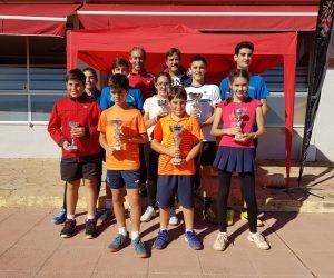 CELEBRADA LA PROVA 5 DEL CIRCUIT PROMESES TARRAGONA 2018