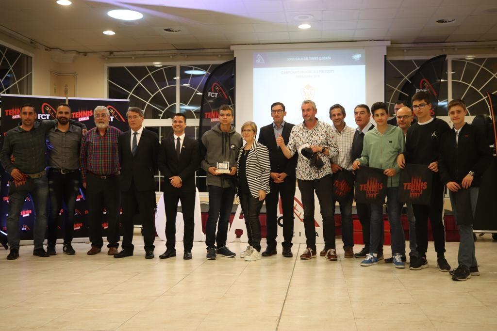 Gala Tennis Lleidatà 2019 (2)