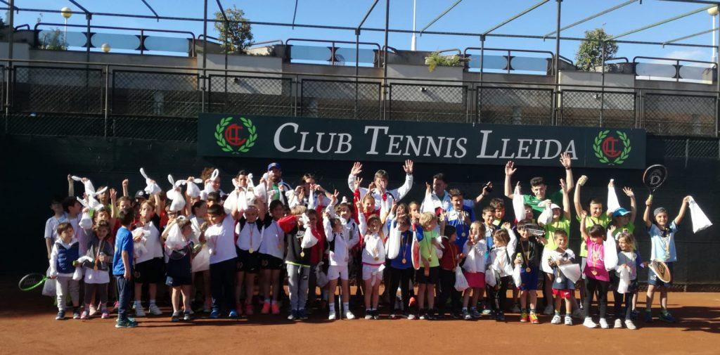 circuit juguem tennis lleida