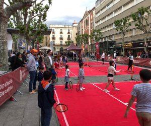 L'STREET TENNIS DIPUTACIÓ DE BARCELONA, A MATARÓ