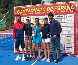 CATALUNYA, CAMPIONA D'ESPANYA INFANTIL FEMENÍ PER COMUNITATS