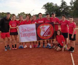 EL CLUB TENNIS TARRAGONA, CAMPIÓ DE LA COPA GENERALITAT EN CATEGORIA INFANTIL