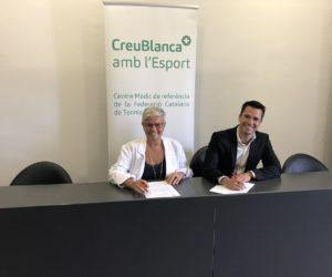 CREU BLANCA, CENTRE MÈDIC DE REFERÈNCIA DE LA FCT