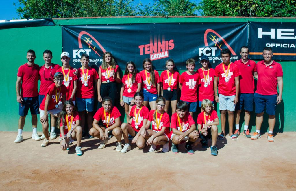 Selecció Gironina de Tennis (3)