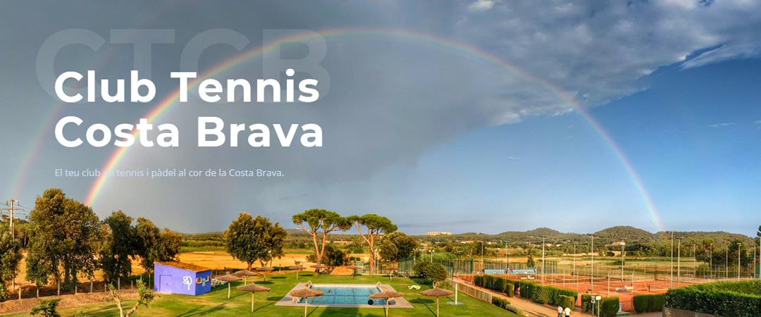 ELS CLUBS DEL TENNIS CATALÀ: CLUB TENNIS COSTA BRAVA