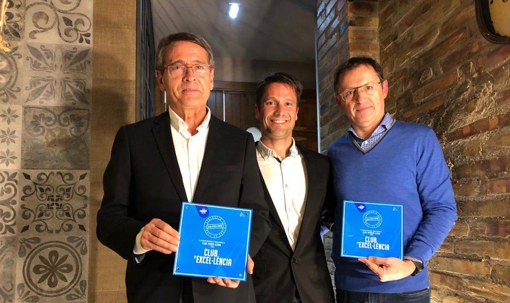 CT LLEIDA I CN LLEIDA, PRIMERS CLUBS D'EXCEL·LÈNCIA DEL TENNIS CATALÀ