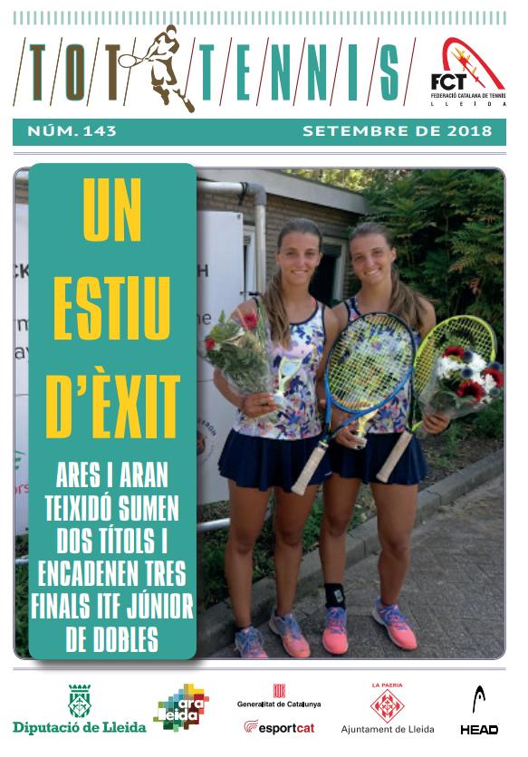 Tot tennis 143 portada