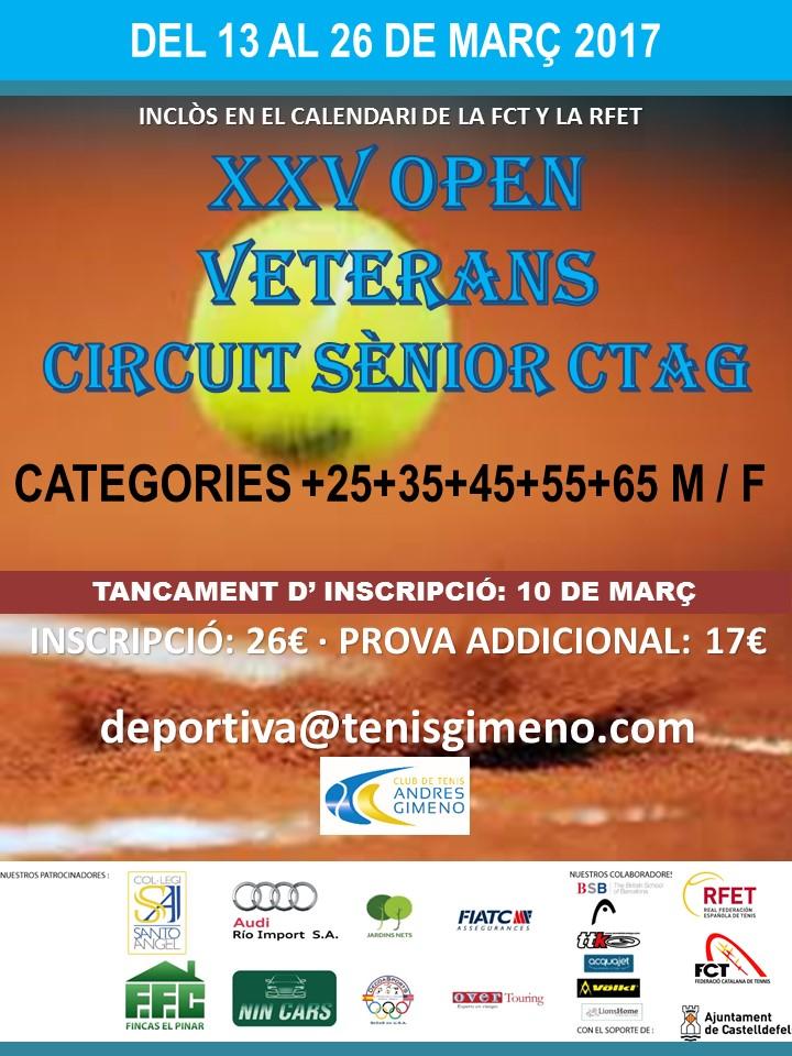 XXV Open veteranos 5