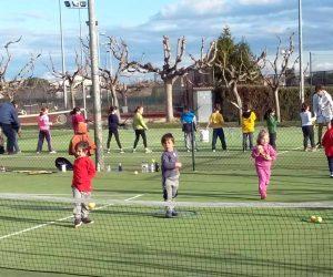 El CT Urgell acull l'Escola Municipal
