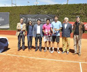 EL CLUB TENNIS REUS MONTEROLS ACULL LA XVIII EDICIÓ DEL  TORNEIG INTERNACIONAL DE TENNIS ITF FUTURE AUTOLICA MERCEDES BENZ