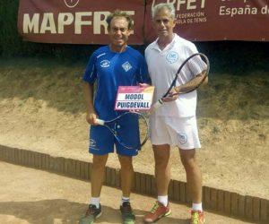 Mòdol-Puigdevall reediten corona al Campionat d'Espanya de veterans