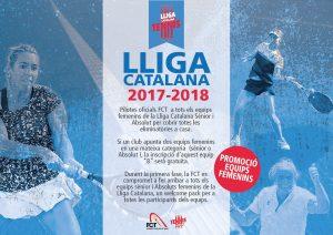 Lliga Catalana femenina