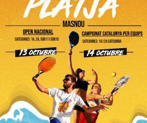 Campionat Catalunya de Tennis Platja per Equips