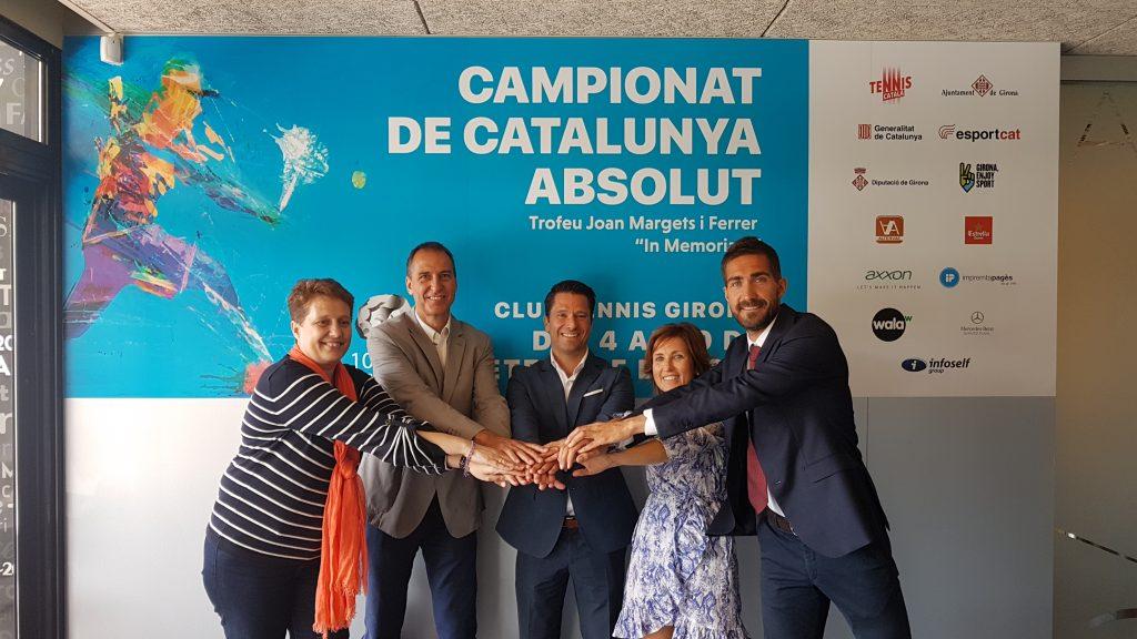 Presentació Campionat Catalunya Absolut