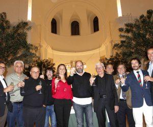 Sopar de Nadal de presidents de la FCT Lleida amb nous reptes