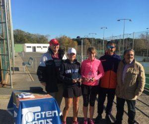 IVET PRAT, CAMPIONA GIRONINA ALEVÍ AL TOPTEN TC