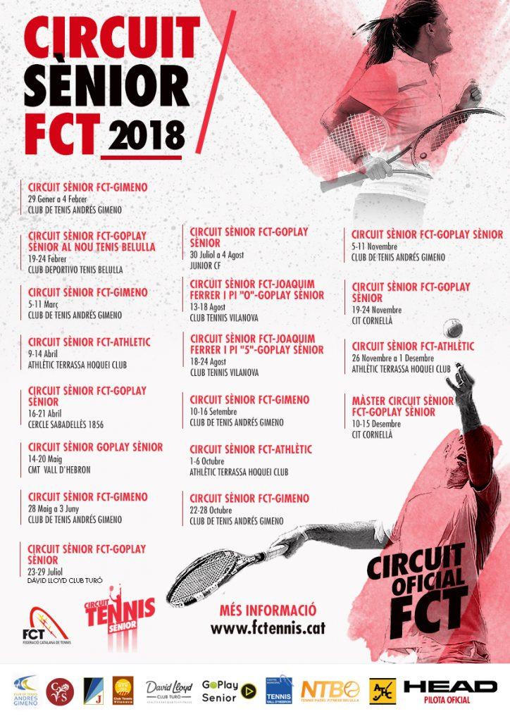 Circuit Sènior FCT
