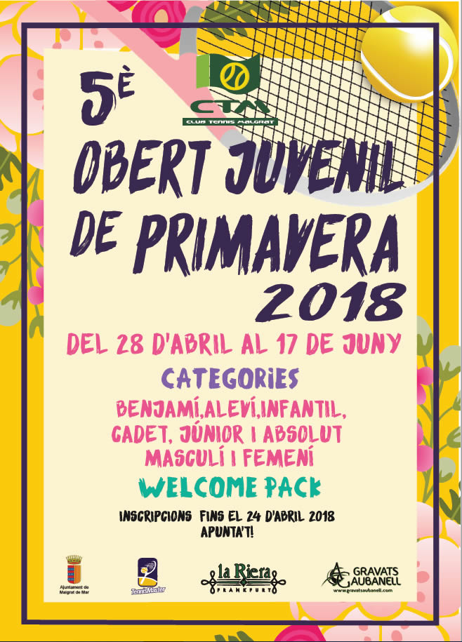Open primavera tennis