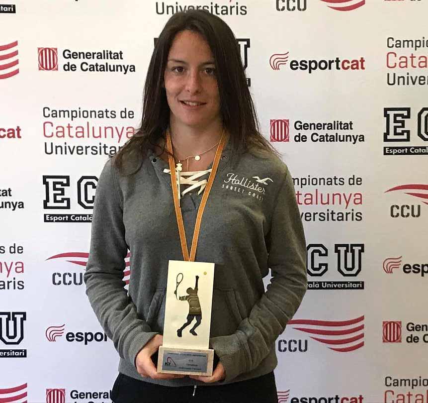 Matrícula d'honor per l'Ares Llobera - Lleida