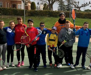El CT Balaguer, al programa de visites-entrenaments de la FCT Lleida