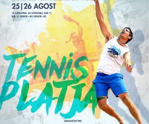 Campionat de Catalunya de Tennis Platja 2018