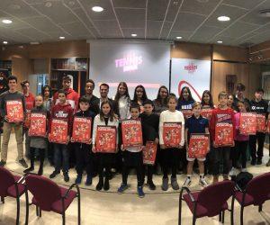 RECONEIXEMENT CAMPIONES, CAMPIONS I FINALISTES DELS CAMPIONATS DE CATALUNYA JUVENILS 2018