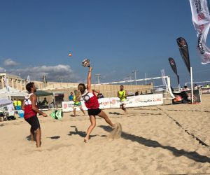 EL BEACH TENNIS MONTGAT, ACOLLIRÀ EL CAMPIONAT DE CATALUNYA S14 I S18