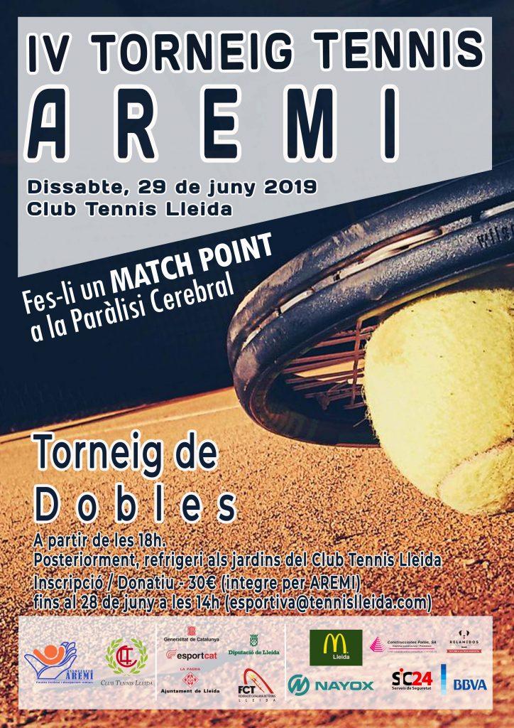 Cartell de Tennis Definitiu