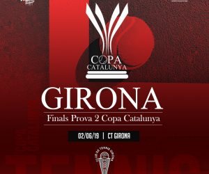 FINALITZA LA PROVA II DE LA COPA CATALUNYA GIRONA