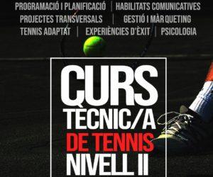 Curs Tècnic/a d'esports Nivell 2, últimes places!