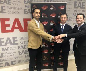 ACORD DE COL·LABORACIÓ FORMATIU ENTRE LA FCT I EAE BUSINESS SCHOOL