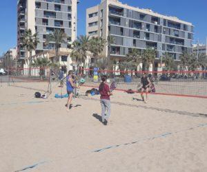 EL BEACH TENNIS BADALONA, NOU CLUB AFILIAT A LA FCT