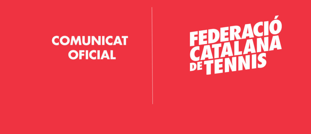 ACTUALITZACIÓ TANCAMENT CLUBS . COMUNICAT 19/11/20