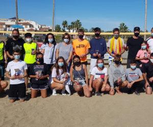 GRAN RESULTATS DEL TENNIS PLATJA CATALÀ AL CAMPIONAT D'ESPANYA